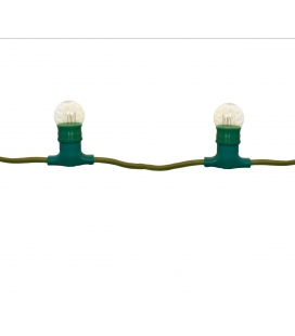 B22 garland green wire