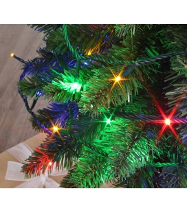 Garland FLICKER LIGHT® 128 LED multicolored 8m